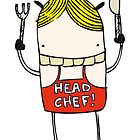 Head Chef by onemonster