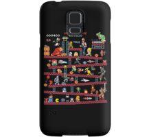 Donkey Kong etc. Samsung Galaxy Case/Skin