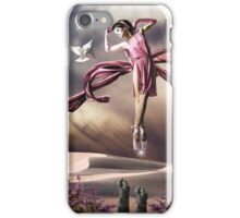Lost Between The Wonder And The Why... iPhone Case/Skin