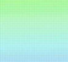 Green/Blue Gradient + Grid by rei0