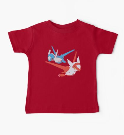 Latias and Latios - Eon Baby Tee