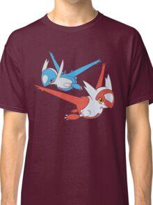 Latias and Latios - Eon Classic T-Shirt