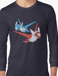 Latias and Latios - Eon Long Sleeve T-Shirt