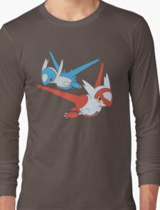 Latias and Latios - Eon Long Sleeve T-Shirt