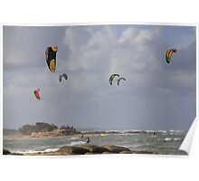 Maroochydore Kites Poster