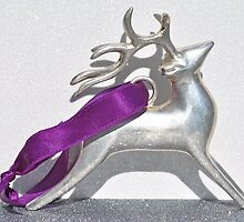 Christmas:  The Royal Reindeer by Jen Waltmon