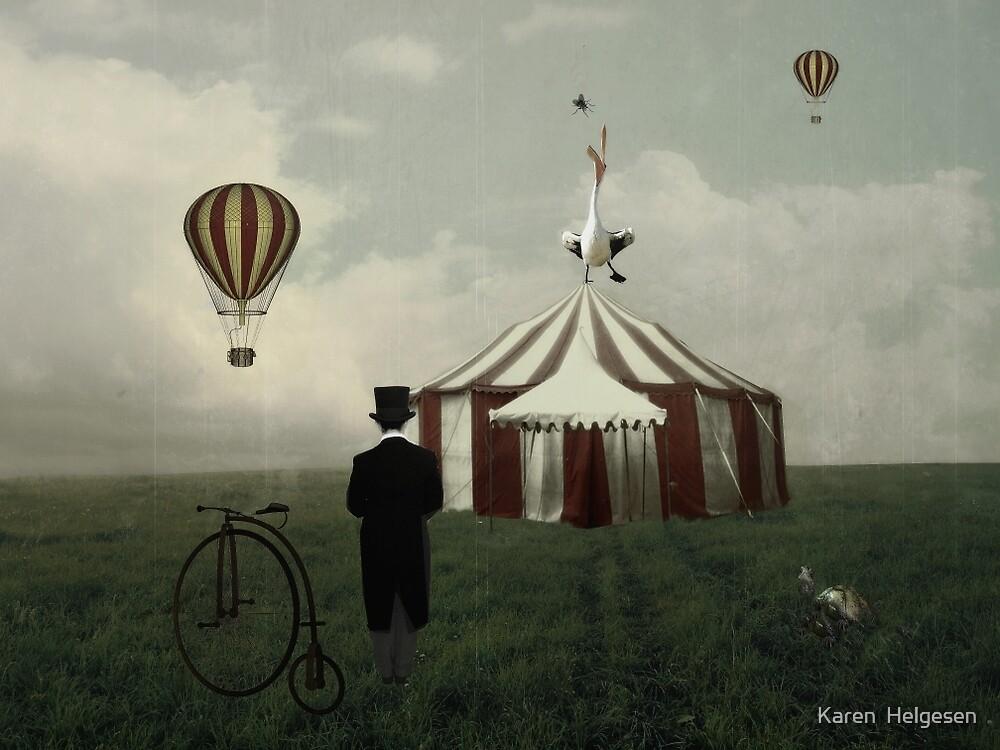 Dreamers... by Karen  Helgesen