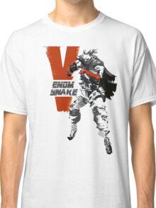 MGSV Retro Venom Snake Classic T-Shirt