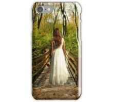 Can't Go Back to the Way it Was... iPhone Case/Skin