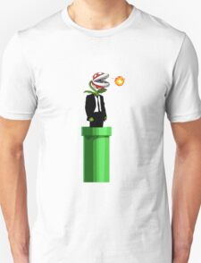 Piranha Plant Travel T-Shirt