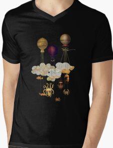 High in the Sky Mens V-Neck T-Shirt