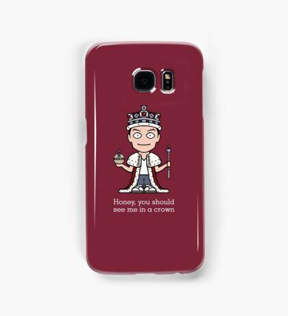 Jim Moriarty (card/notebook/phone) Samsung Galaxy Case/Skin