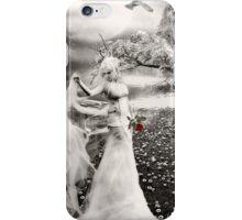 The Bride... iPhone Case/Skin