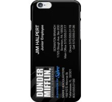 Business Card - Vertical for Phone Cases/Notebooks iPhone Case/Skin