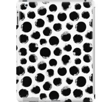 Grunge Polka Dot iPad Case/Skin