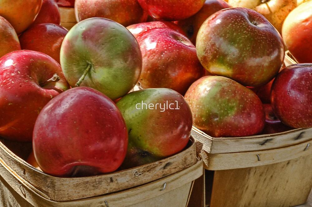 Market Apples by cherylc1