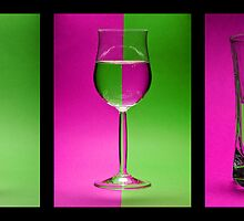 the 3 glasses by Iamclive