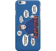 Community -- CRISIS ALERT! iPhone Case/Skin