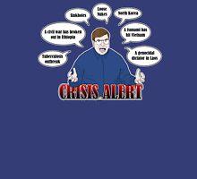 Community -- CRISIS ALERT! Unisex T-Shirt