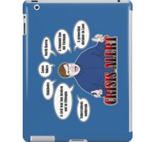 Community -- CRISIS ALERT! iPad Case/Skin
