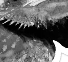 bearded dragons  Sticker