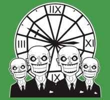 The Gentlemen Clocktower Kids Tee