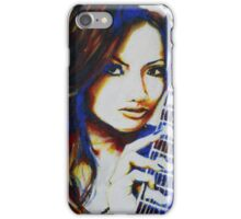 In All Her Color  iPhone Case/Skin