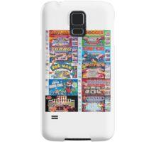 Arcade Board Games Samsung Galaxy Case/Skin