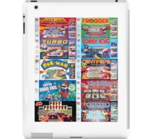 Arcade Board Games iPad Case/Skin