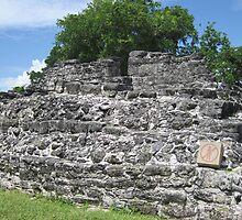 Tulum ruins by mltrue