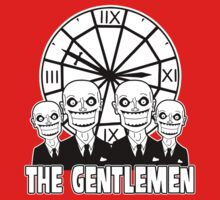 The Gentlemen Logo One Piece - Long Sleeve