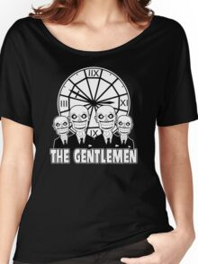 The Gentlemen Logo Women's Relaxed Fit T-Shirt