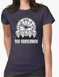 The Gentlemen Logo Womens Fitted T-Shirt