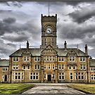 High Royds Asylum by urban-spaceman