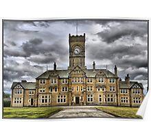 High Royds Asylum Poster