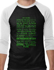 Opening  Men's Baseball ¾ T-Shirt