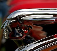 "1948 Pontiac ""The Pontiac Chief"" Hood ornament by TeeMack"