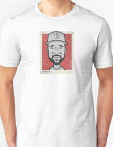 Ozzie Smith Caricature Unisex T-Shirt
