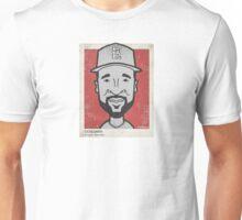 Ozzie Smith Caricature Unisex T-Shirt
