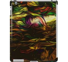 Folded Colours iPad Case/Skin