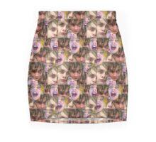 Funny fetus Michael Clifford  Mini Skirt