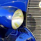 Right Headlight by David Schroeder