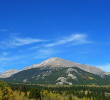 Long's Peak by ThePhotoMaestro