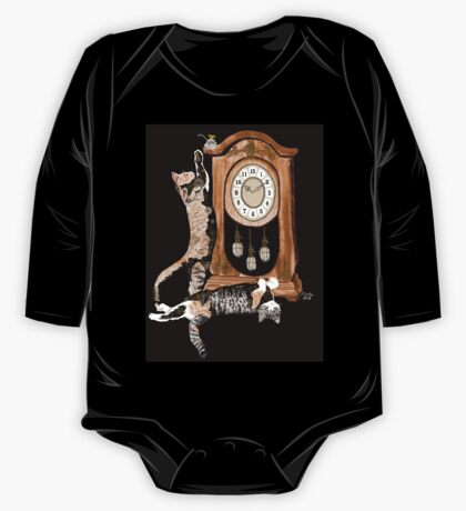 Steampunk'd Arya and Veda One Piece - Long Sleeve
