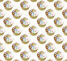 Cupcake Hearts by Mariana Musa