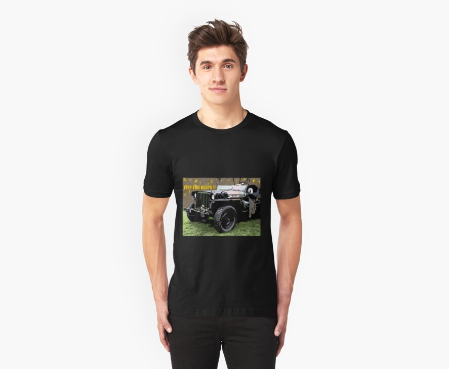 Jeep For Keeps Design by Dawnsuzanne