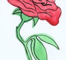 True Loves Rose Sticker