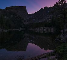 Dream Lake Reflections by Gary Lengyel