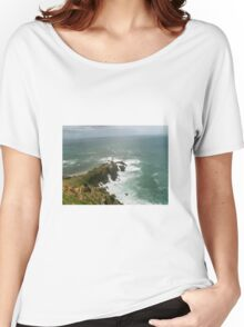 Lands End Women's Relaxed Fit T-Shirt