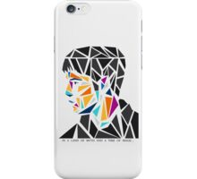 His name, Merlin. iPhone Case/Skin